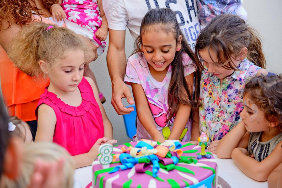 Kids birthday party photography in Dubai